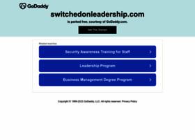 switchedonleadership.com