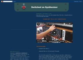 switchedonsynthesizer.blogspot.com