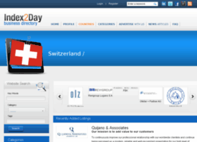 switzerland.index2day.com