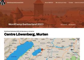 switzerland.wordcamp.org