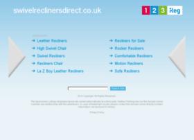 swivelreclinersdirect.co.uk