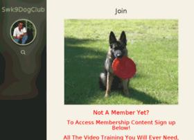 swk9dogclub.com