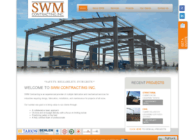 swmcontracting.com