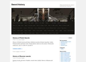 swordhistory.info