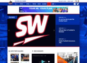 swraidersathletics.com