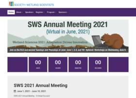 swsannualmeeting.org
