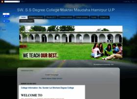 swsunderlalshivharedegreecollege.blogspot.in