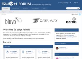 swyx-forum.com