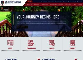 sxca.edu.in