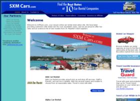 sxmcars.com