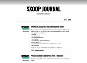 sxoop.wordpress.com