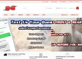 sxsperformance.com