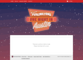 sxswperezhilton.frontgatetickets.com