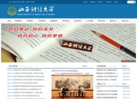 sxufe.edu.cn