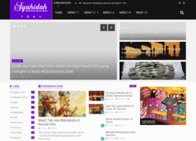 syahidah.web.id