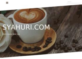 syahuri.com