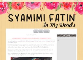 syamimifatin.blogspot.com