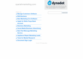 syariahmarketing.com