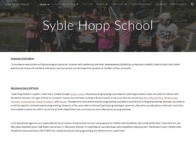 syblehopp.org