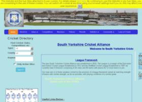 syca.play-cricket.com