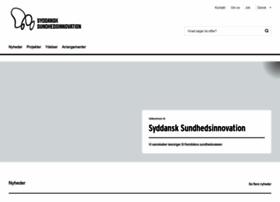 syddansksundhedsinnovation.dk