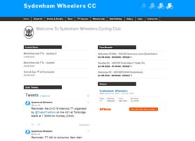 sydenhamwheelers.co.uk