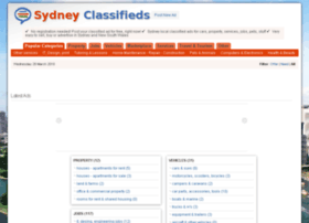 sydney-classifieds.info