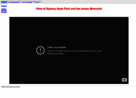 Sydney Webcam - Sydney Harbour Australia Webcams