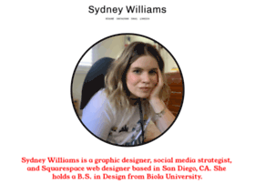 sydney-williams.com