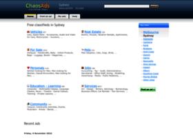 sydney.chaosads-australia.com