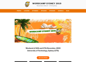 sydney.wordcamp.org