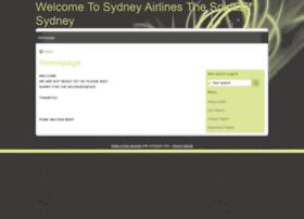 sydneyairlines.doomby.com