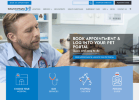 sydneyanimalhospitals.com.au