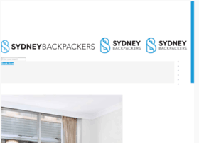 sydneybackpackers.com