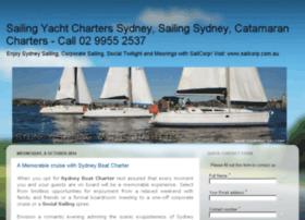 sydneyboathire.com