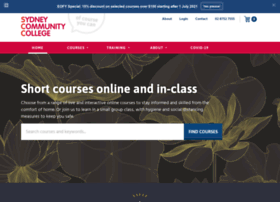 sydneycommunitycollege.com.au