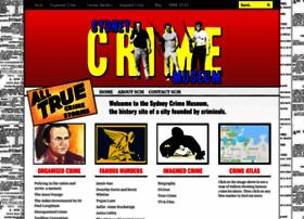 sydneycrimemuseum.com
