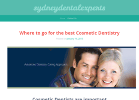 sydneydentalexperts.wordpress.com