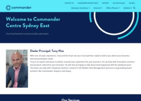 sydneyeast.commander.com.au