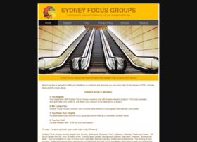 sydneyfocusgroups.com.au