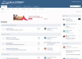 sydneyforum.com