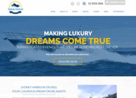 sydneyharbourcorporatecruises.com.au