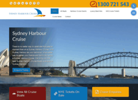 sydneyharbourcruise.com
