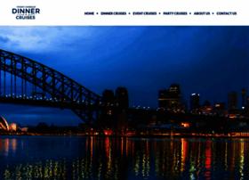 sydneyharbourdinnercruises.com.au