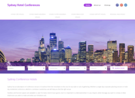 sydneyhotelconferences.com