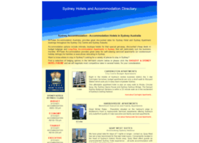 Sydneyhotelsaccommodation.com