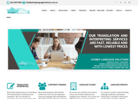 sydneylanguagesolutions.com.au