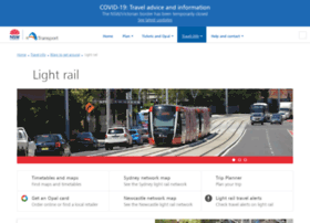 sydneylightrail.transport.nsw.gov.au