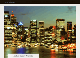 sydneyluxuryproperty.com