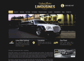 sydneymetrolimousines.com.au